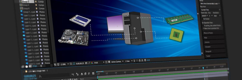 Comment accélérer le processus d'encodage avec Adobe After Effects