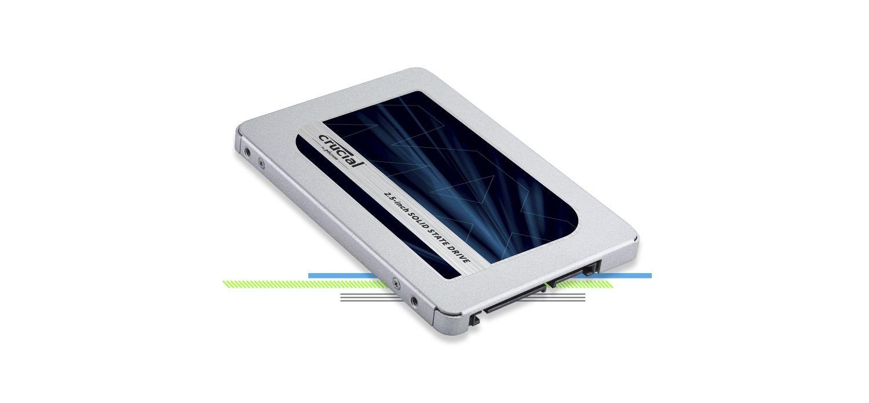 Un SSD Crucial