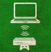 Icône gaming
