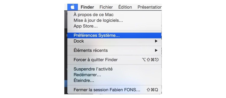 Informations à propos de ce Mac